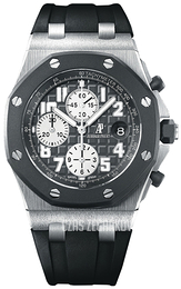 Audemars Piguet Royal Oak Offshore Czarny/Guma Ø42 mm 25940SK.OO.D002CA.03