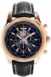 Breitling for Bentley B05 Unitime Czarny/Skóra Ø49 mm RB0521U4-BC66-760P-R20BA.1