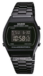 Casio Casio Collection Ekran LCD/Stal 38.9x35 mm B640WB-1BEF