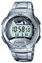 Casio Casio Collection Stal Ø42.4 mm W-753D-1AVES