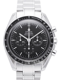 Omega Speedmaster Moonwatch Professional 42mm First Man on Moon Czarny/Stal Ø42 mm 311.30.42.30.01.005