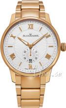 Alexander Statesman Srebrny/Stal w kolorze różowego złota