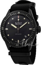 Blancpain Fifty Fathoms Czarny/Stal Ø43.6 mm