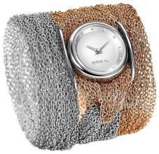 Breil Dress Srebrny/Stal Ø31 mm