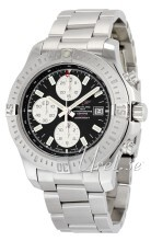 Breitling Colt Chronograph Automatic Czarny/Stal