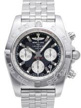 Breitling Chronomat 44 Czarny/Stal