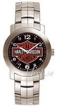 Bulova Harley-Davidson Czarny/Stal Ø30 mm