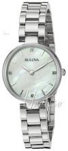 Bulova Bracelet Srebrny/Stal Ø27 mm