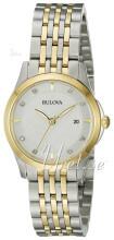 Bulova Bracelet Srebrny/Stal w odcieniu złota