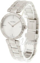 Calvin Klein Dress Srebrny/Stal Ø30 mm