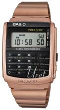 Casio Casio Collection Ekran LCD/Stal w kolorze różowego złota
