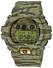 Casio G-Shock Ekran LCD/Żywica z tworzywa sztucznego