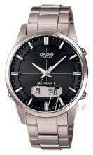 Casio Czarny/Tytan Ø39.5 mm