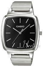 Casio Casio Collection Czarny/Stal