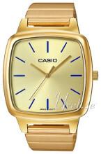Casio Casio Collection Żółte złoto/Stal w odcieniu złota