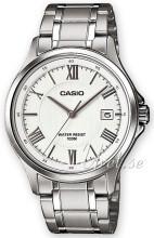 Casio Collection Srebrny/Stal Ø40 mm