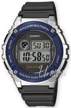 Casio Collection Ekran LCD/Żywica z tworzywa sztucznego Ø43 mm