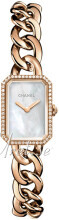 Chanel Premiere Biały/18 karatowe różowe złoto