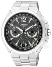 Citizen Radio Controlled Szary/Stal Ø48 mm
