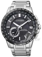 Citizen Elegance Czarny/Stal