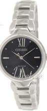 Citizen Elegance Ladies Czarny/Stal