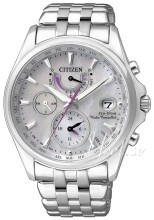 Citizen Radio Controlled Srebrny/Stal Ø40 mm
