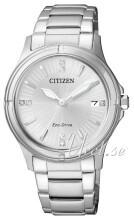 Citizen Elegance Srebrny/Stal Ø34 mm