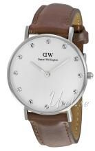 Daniel Wellington Classy St Mawes Biały/Skóra