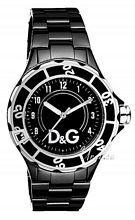 Dolce & Gabbana D&G Anchor Czarny/Stal Ø44 mm