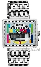 Dolce & Gabbana D&G Medicine Man TV Test Card Wielokolorowy/Stal