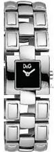 Dolce & Gabbana D&G Srebrny/Stal 26x26 mm
