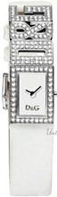 Dolce & Gabbana D&G Shout Srebrny/Stal 22.5x17.1 mm