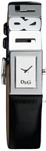 Dolce & Gabbana D&G Srebrny/Stal 22.5x17.1 mm