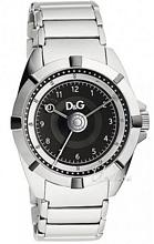 Dolce & Gabbana D&G Czarny/Stal Ø44 mm