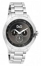 Dolce & Gabbana D&G Chamonix Szary/Stal Ø46 mm