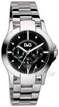 Dolce & Gabbana D&G Czarny/Stal Ø32 mm