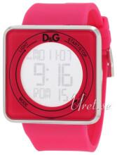 Dolce & Gabbana D&G Srebrny/Guma