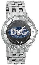 Dolce & Gabbana D&G Prime Time Szary/Stal Ø46 mm