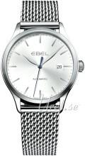 Ebel Classic Srebrny/Stal Ø40 mm