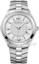 Ebel Classic Srebrny/Stal