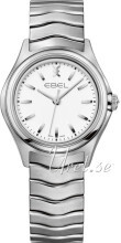 Ebel Wave Biały/Stal Ø30 mm