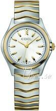 Ebel Wave Srebrny/Stal w odcieniu złota