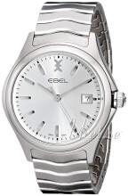 Ebel Wave Srebrny/Stal