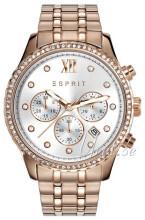 Esprit Sport Srebrny/Stal w kolorze różowego złota Ø40 mm