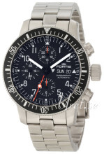 Fortis B-42 Official Cosmonauts Czarny/Stal