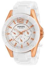 Fossil Biały/Czeramiczny Ø50.00 mm