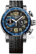 Graham Silverstone Czarny/Guma