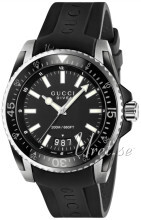 Gucci Czarny/Guma