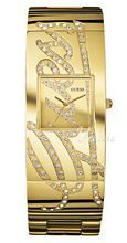 Guess żółte złoto/Stal w odcieniu złota Ø26 mm