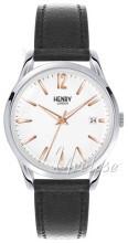 Henry London Knightsbridge Biały/Skóra